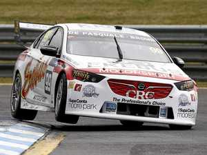 Brown revs up for Bathurst