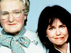 Field drove Williams crazy during Mrs Doubtfire