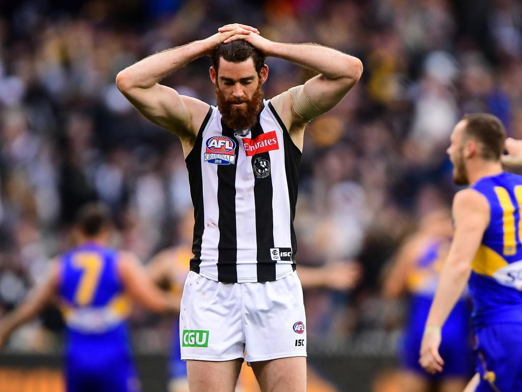 Tyson Goldsack. (Photo by Daniel Carson/AFL Media/Getty Images)