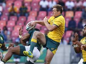 Beale blunder costs Wallabies in South Africa