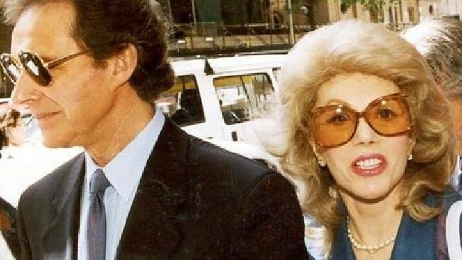 Anne and Bill Hamilton-Byrne travelled extensively overseas before being extradited back to Australia. Picture: 'The Family'