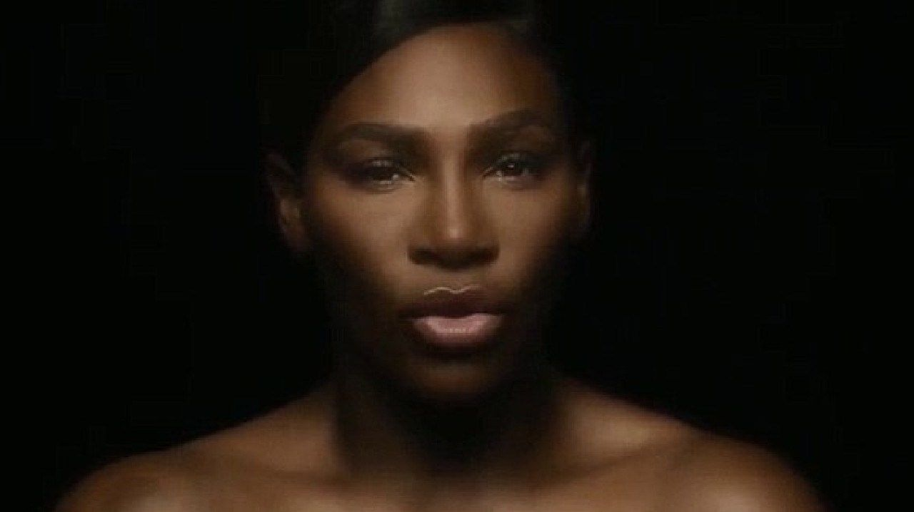 Serena Williams sings I Touch Myself by The Divinyls. Picture: Instagram