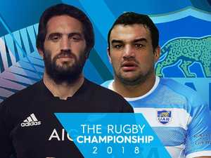 All Blacks boss Pumas to claim Rugby Championship title