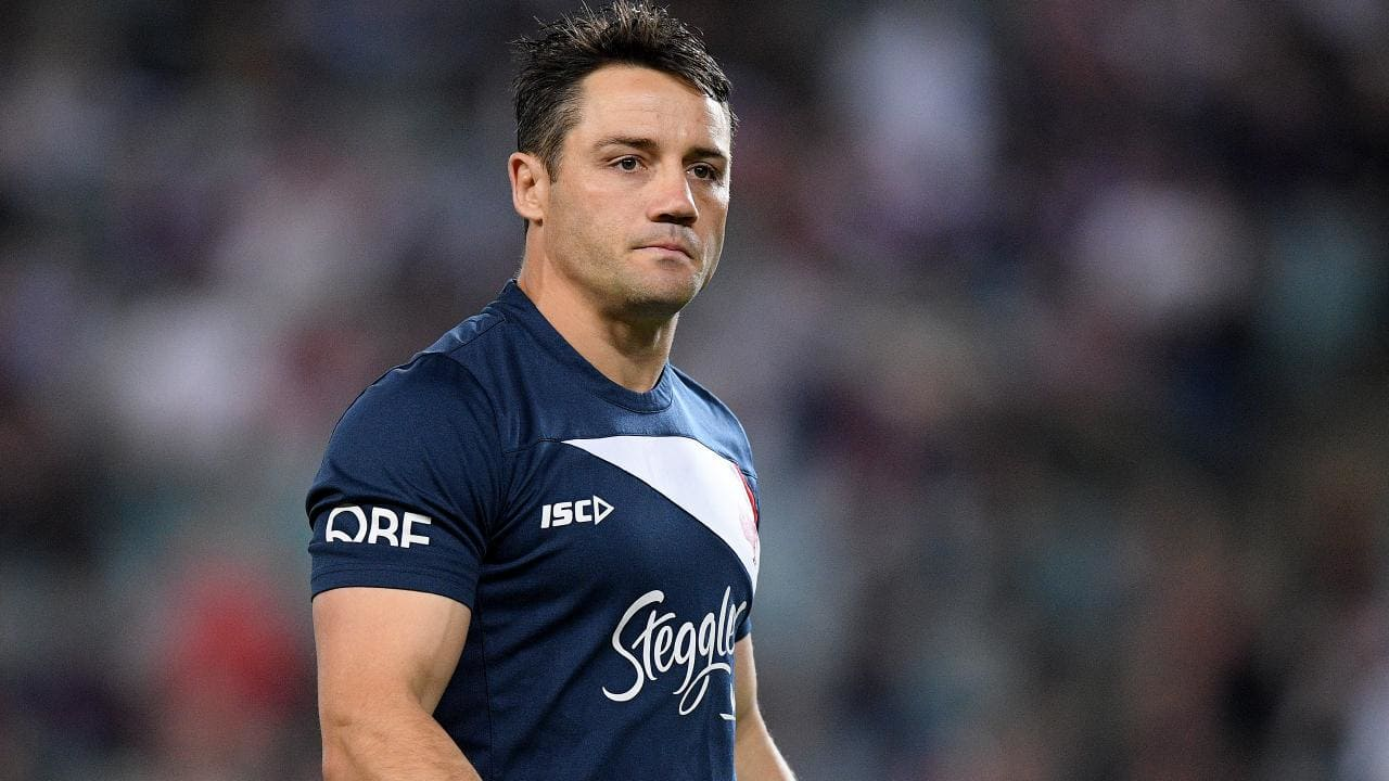 Cooper Cronk made the Roosters first squad cut.