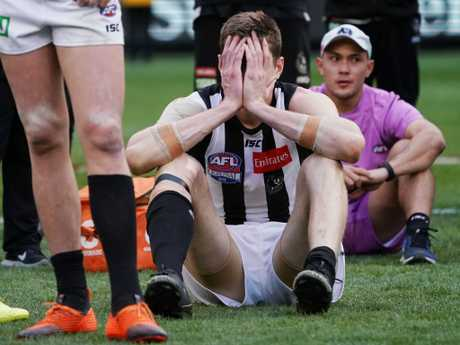 Mason Cox. (Photo by Michael Dodge/AFL Media/Getty Images)
