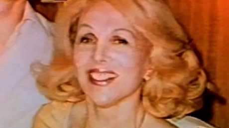 Anne Hamilton-Byrne in footage from the documentary, The Family