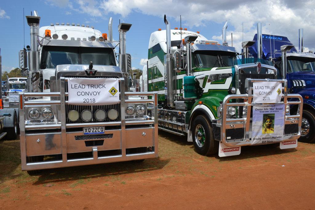 Convoy Twins