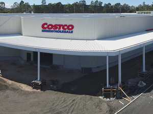 Costco close to completion