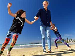 Jett Kenny: Nude ambitions of a lifesaving superstar