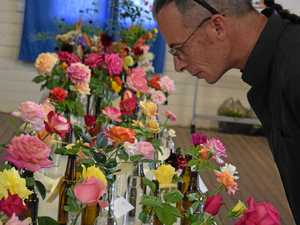 Roses to go on show