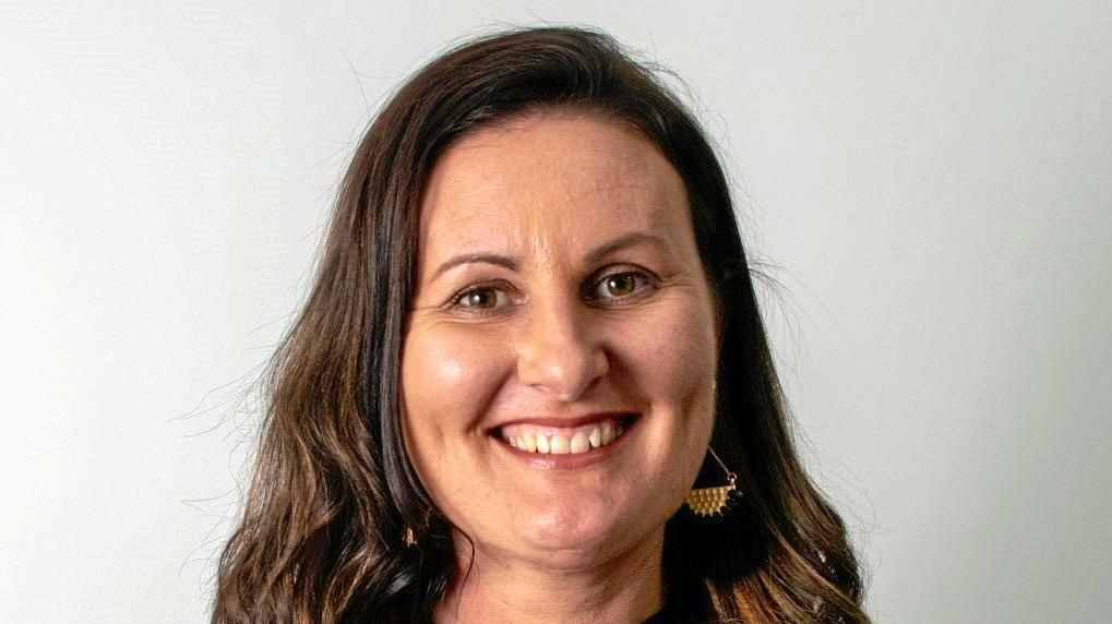 POSITIVE APPROACH: Family Health Clinic Gatton practice manager Ellisha Freeman.