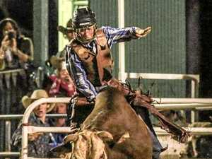 Thomson is ready to ride the American bulls