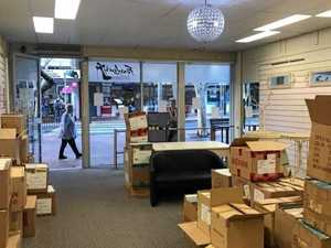 Stylish Gympie business announces it's packing up