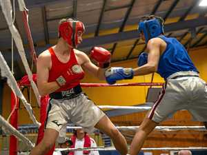 Rocky boxers rise to the challenge at state titles