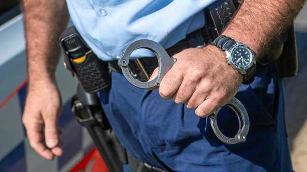 Three people have been arrested and charged in relation to property and business thefts around the time of Cyclone Debbie.