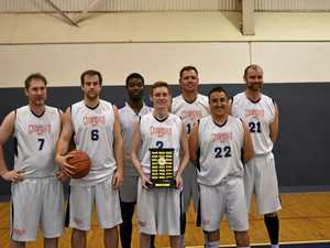 Saints no Sinners in Downs basketball