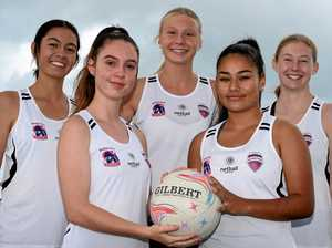 Five Hervey Bay netballers set for state titles