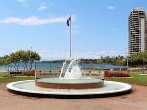 Funding rushes in to repair Tweed's Anzac memorial fountain