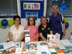 Throwing our support behind health forum