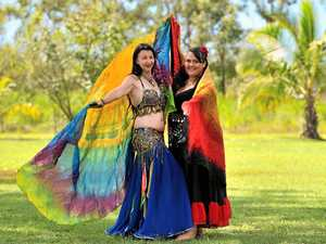 Belly dancing lessons making a return to the region