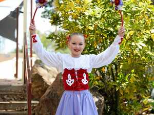 Young Tillie takes the stage in Rocky Dance Festival