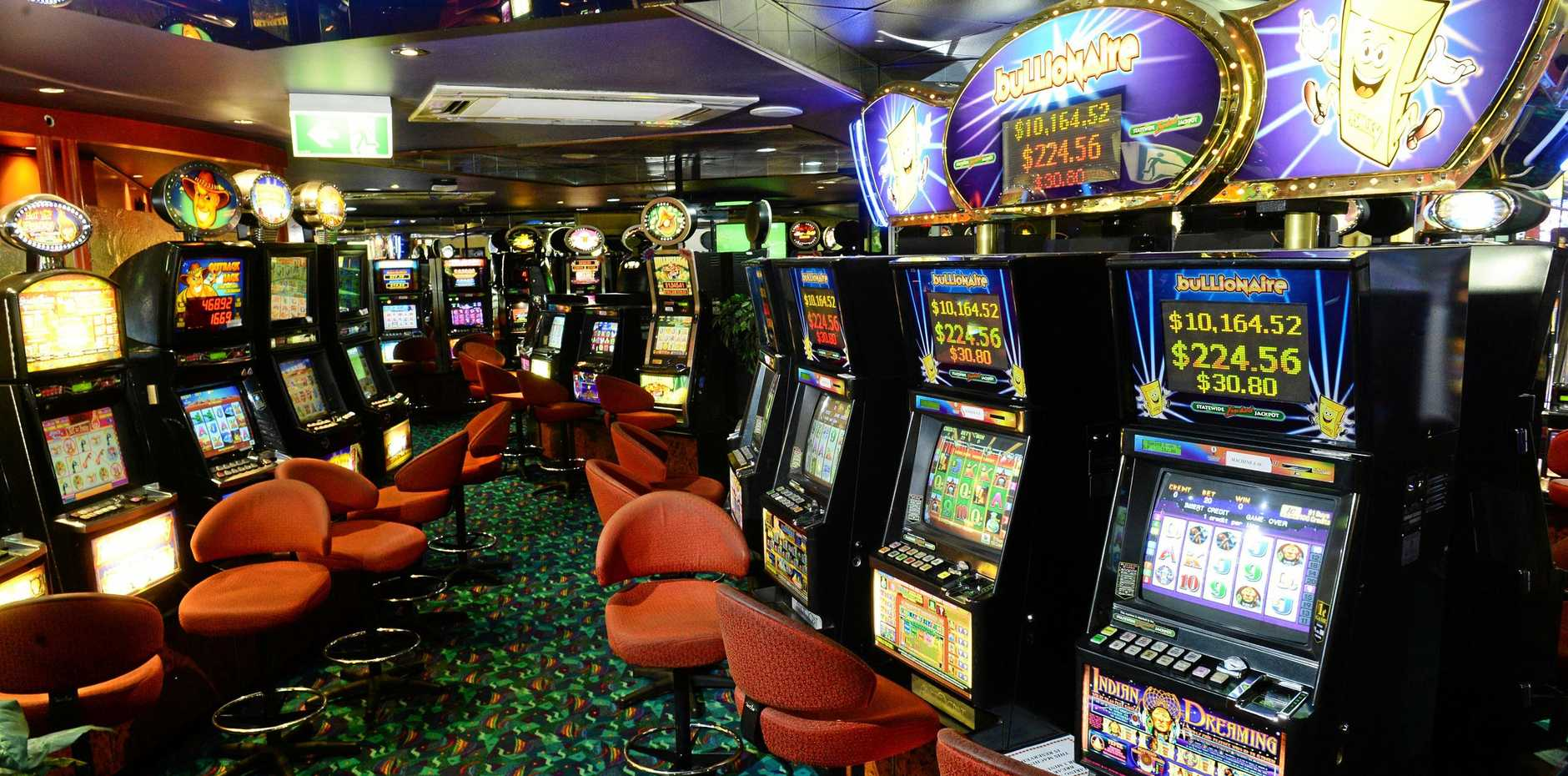 The latest NSW gambling machine data has been released.