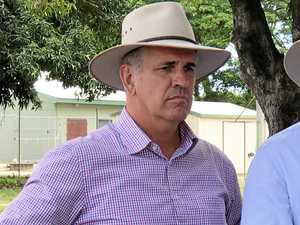 'Volatile situation': Burdekin MP on North Goonyella blaze