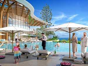 $100 million resort dream opens up to Hong Kong