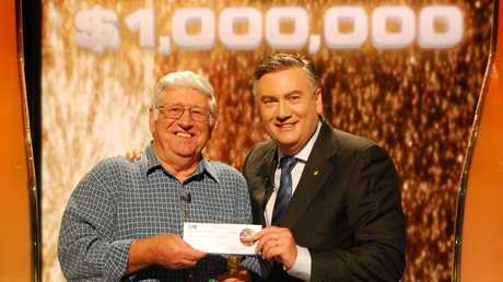 Mount Barker resident Edwin Daly won a million dollars.