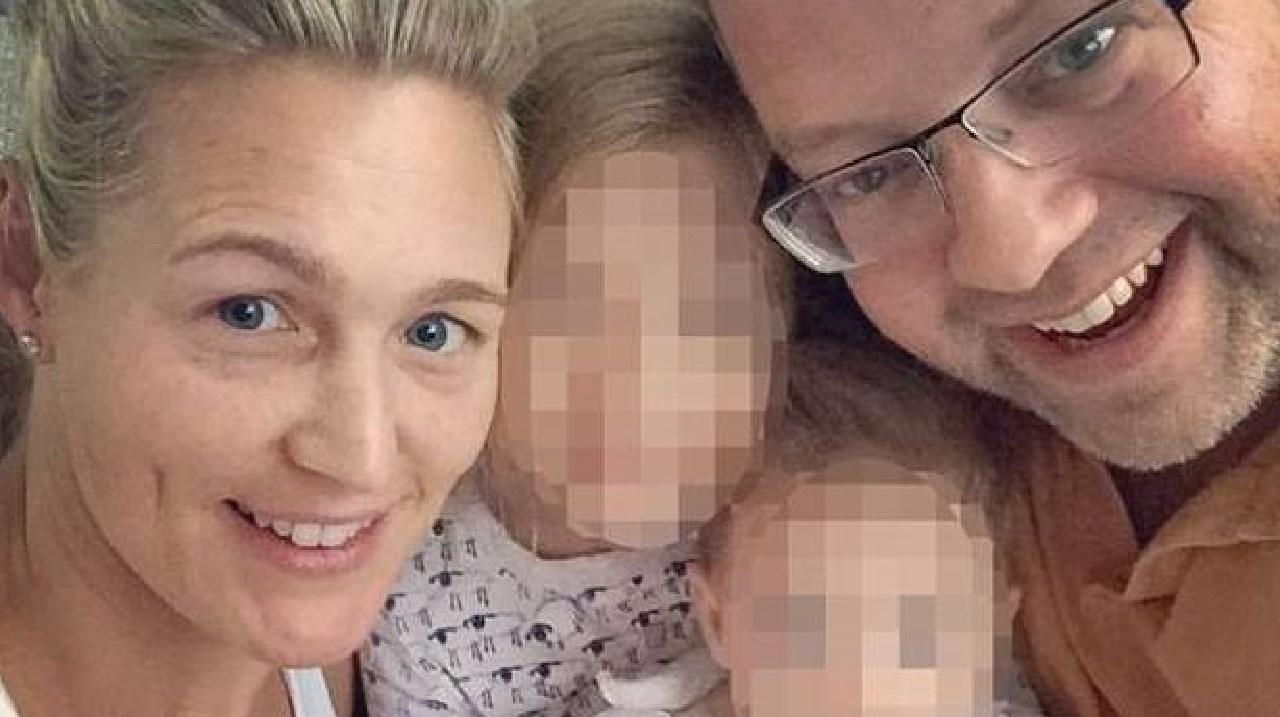 Lynsey Plasco-Flaxman is in hot water after accidentally sending her nanny a racist text message.