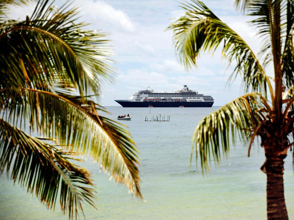 Crising the South Pacific is a popular, and convenient, choice. Picture: P&O