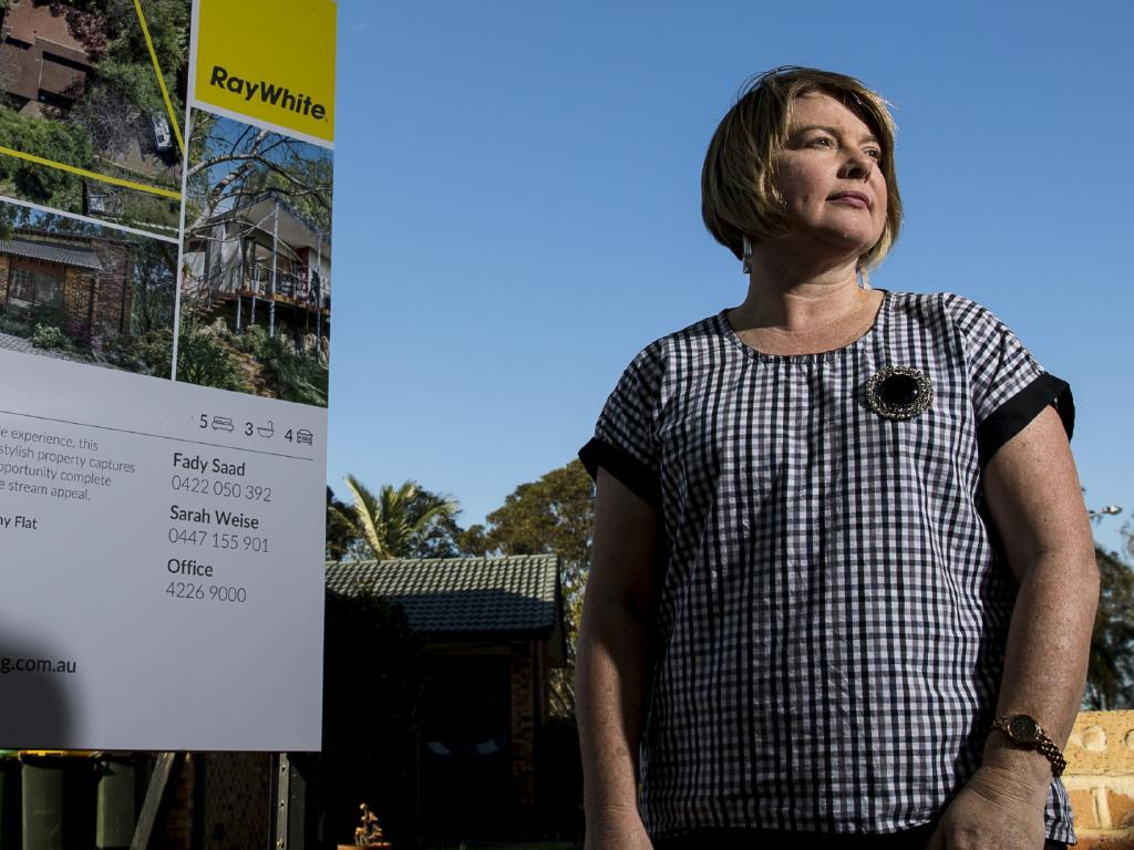 Tracey Todd faces a loss of $250,000. Photo: Anna Warr
