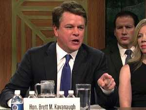 Matt Damon steals the show as fuming lawyer on SNL