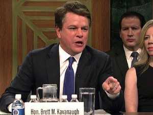 Matt Damon steals the show as fuming lawyer on SNL