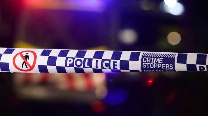 Man shot in leg during Ipswich row