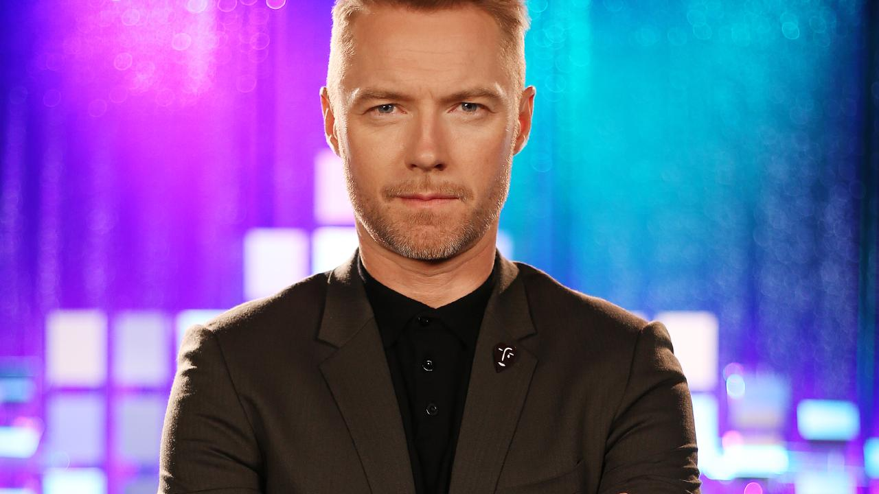 Ronan Keating will star on Seven's new show, All Together Now. Picture: Sam Ruttyn