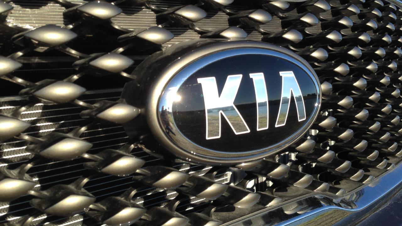 Supplied Cars Kia badge