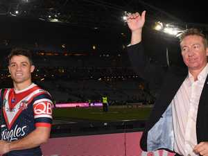 Why Robbo threw out Roosters' playbook mid-season