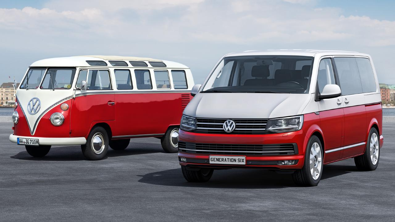Out with the old and in with the new … VW introduces five-year warranty coverage on new models. Picture: Supplied.