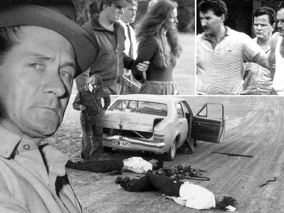 Ronald Ryan, Birdsville recapture and the lover's escape: Australia's infamous prison breaks.