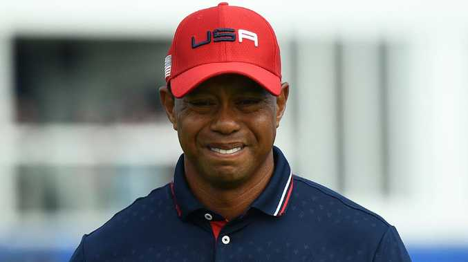 Tiger Woods had a nightmare Ryder Cup.