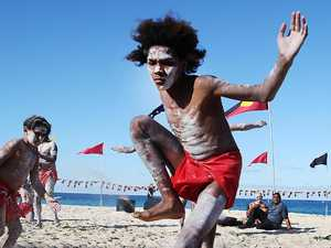 Public holiday should be replaced with 'Corroboree' day
