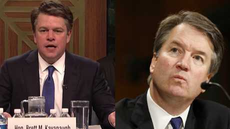 The similarities between Damon and Kavanaugh are uncanny.