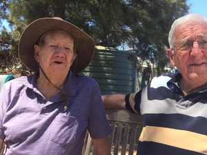 Bob Keogh and John Brady reflect on 62 years