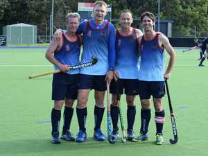 PHOTOS: All the action from the Hockey Masters