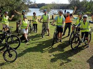 Put carbon emissions on hold with group ride