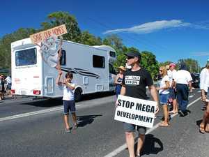 Fate of controversial $40 million development on agenda