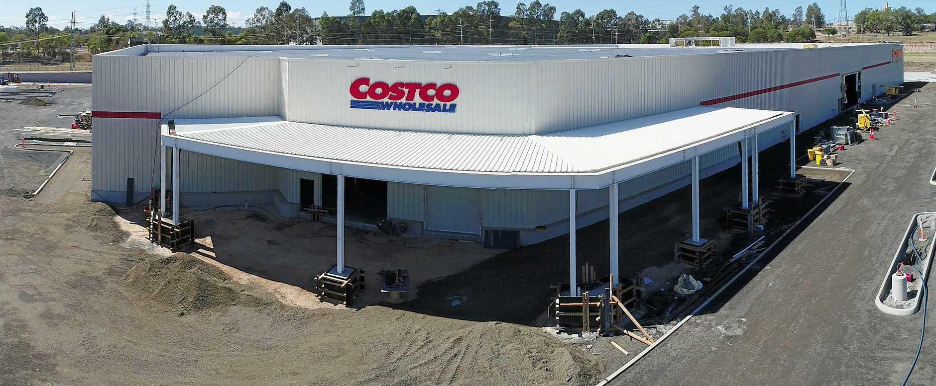 Costco at Bundamba on October 1, 2018.