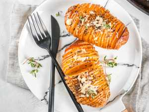 Taking the hassle out of the hasselback potato