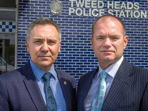 Tweed a crime mecca as shadow minister demands more police